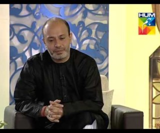 Rahmate Ramzan HUM TV 2013 29veen Shab Sahari Credit to Hum TV