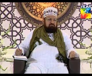 Rahmate Ramzan HUM TV 2013 Iftar EP 9