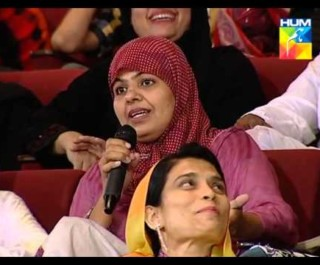 Rahmate Ramzan HUM TV 2013 Iftar EP 23 Credit to Hum TV