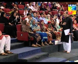 Rahmate Ramzan HUM TV 2013 Iftar EP 24 Credit to Hum TV