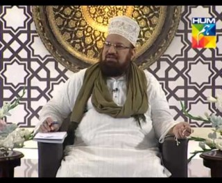 Rahmate Ramzan HUM TV 2013 Iftar EP 25 Credit to Hum TV