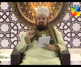 Rahmate Ramzan HUM TV 2013 Iftar EP 14 Credit to Hum TV