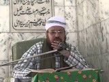 Tafsir e Quran April 5 2013