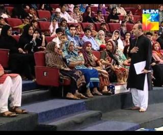 Rahmate Ramzan HUM TV 2013 Iftar EP 24 Credit to Hum TV