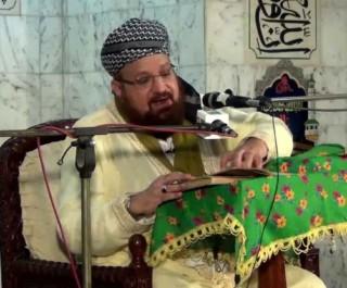 Shab-e-Qadar 27th Ramadan 2012 (Part 3/3) By Allama Kaukab Noorani Okarvi