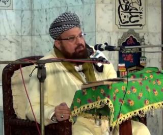 Shab-e-Qadar 27th Ramadan 2012 (Part 2/3) By Allama Kaukab Noorani Okarvi